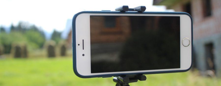 3 Simple Steps for Recording Better Video on a Smartphone