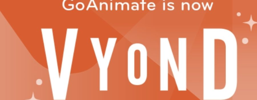 Popular 2D Animation Company GoAnimate becomes Vyond